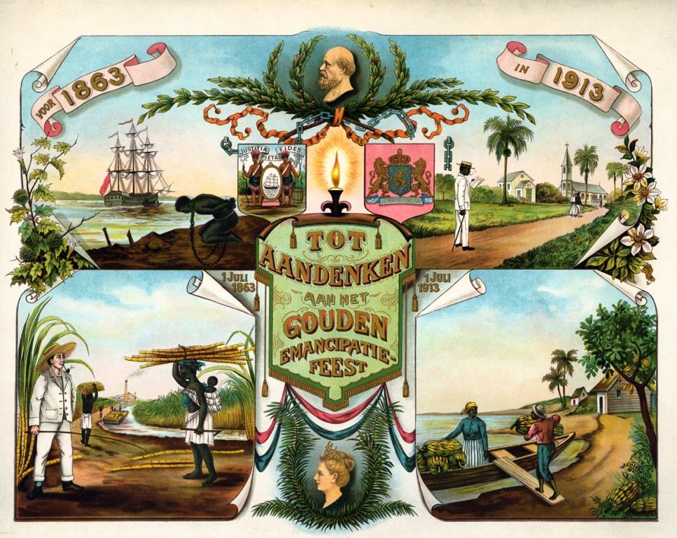 100 Jaar Emancipatie 1913