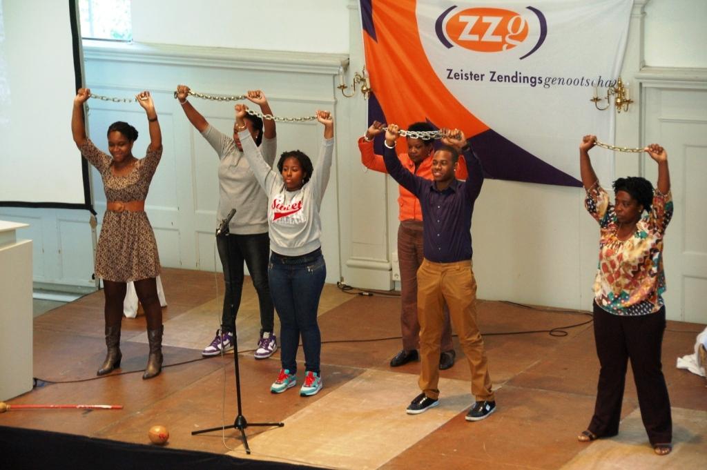 Musical op het zendingsfeest 15-09-2012 k