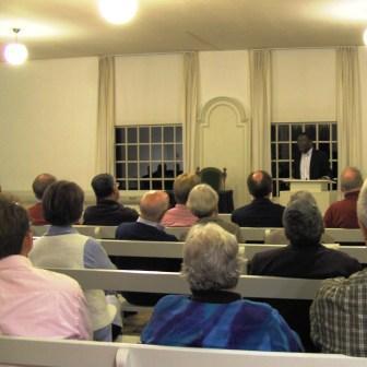 Dr. Hans Breeveld op de lezing in Zeist 2012-10-22