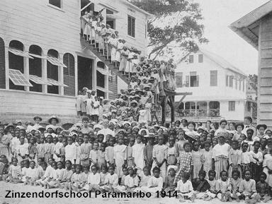 Zinzendorfschool 1914